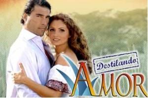 Audiência detalhada da novela Destilando Amor, no México