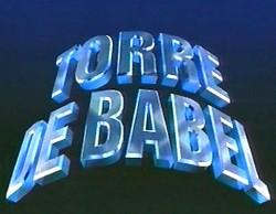"""Audiência detalhada: `Torre de babel"""""""
